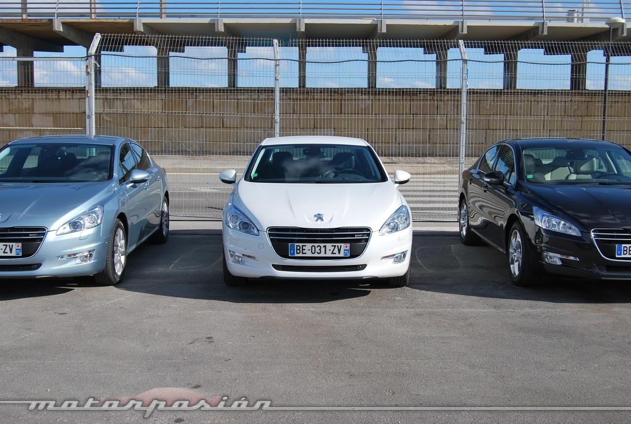 Foto de Peugeot 508 y 508 SW (presentación) (39/118)