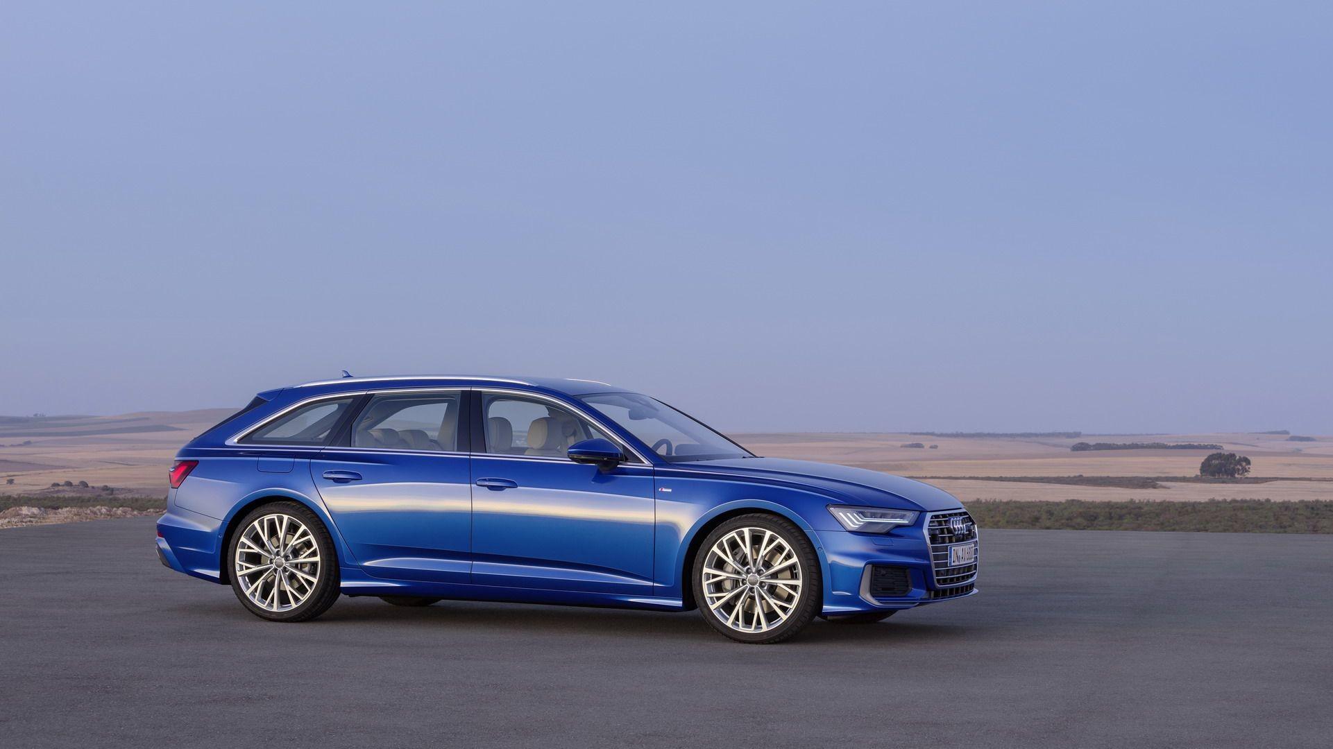 Foto de Audi A6 Avant (15/21)