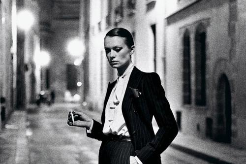 La colección privada de fotografía de Helmut Newton
