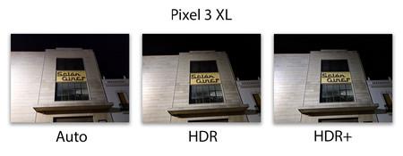Pixel 3 Xl Hdr Noche