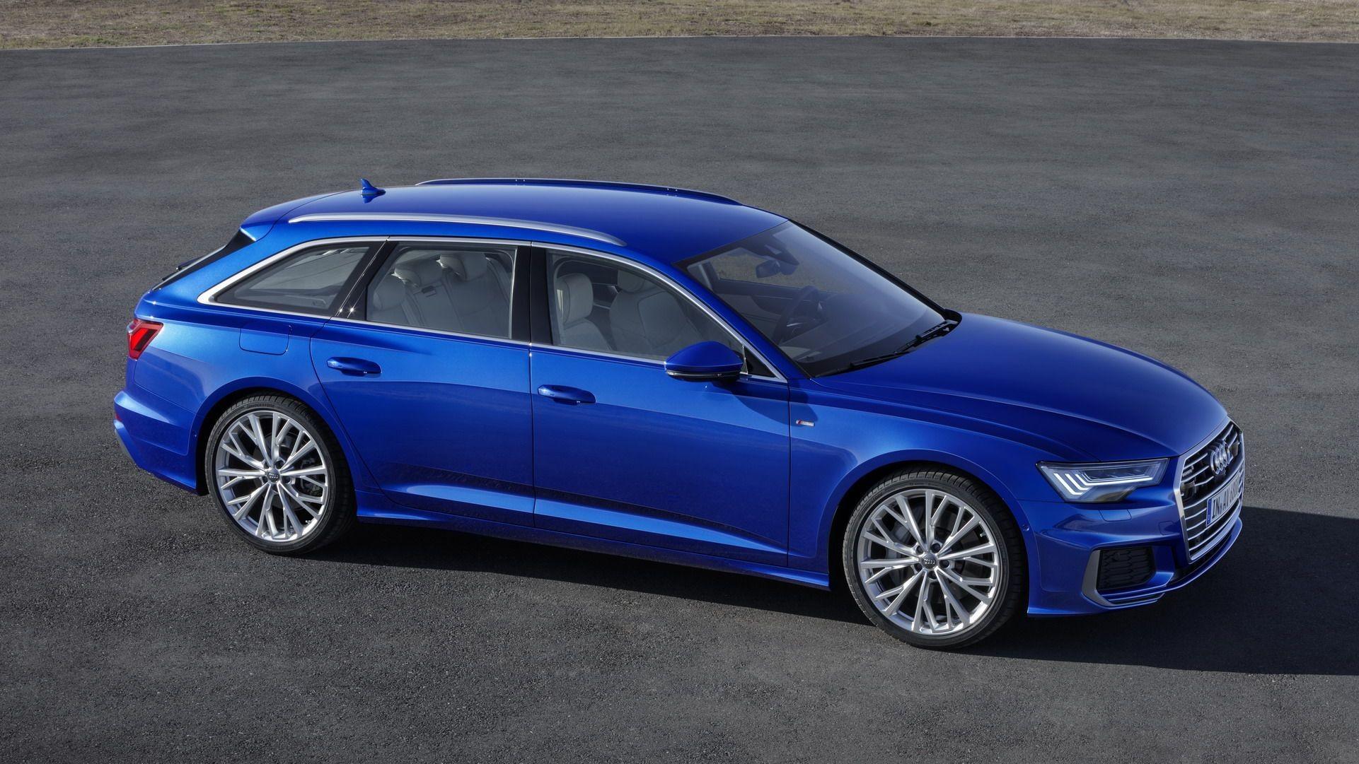 Foto de Audi A6 Avant (17/21)