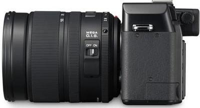 Lumix DMC-L1, SLR de Panasonic