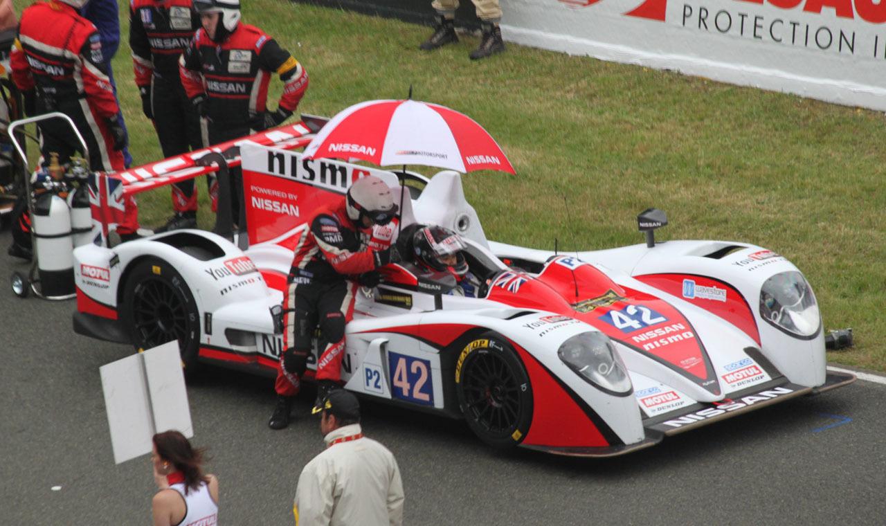 Foto de 24 horas de Le Mans 2013: 24 horas, 24 fotos (5/48)