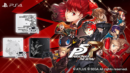 PS4 P5R