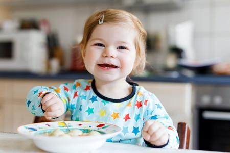 pescado en la dieta del bebé