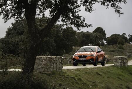Renault Arkana E Tech 2021 Prueba 038