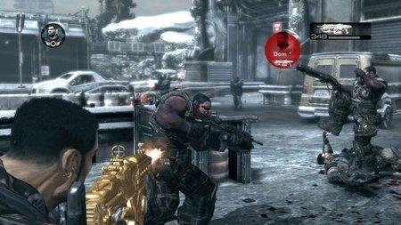 'Gears of War 2'. ¿Fin de semana con el doble de experiencia? Eso es cosa del pasado...