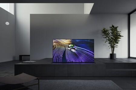 Los televisores Sony OLED A90J llegan a España: estas son sus características y precios oficiales