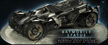 A menos de una semana de su lanzamiento, Warner cancela la Batmobile Edition de Batman: Arkham Knight