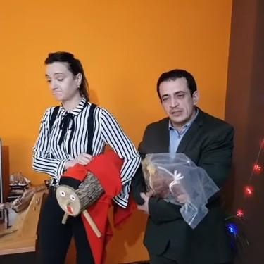 """Silvia """"hipotecas a tipo fijo"""" Charro y Simón Pérez se hacen youtubers y cumplen todos los estigmas del youtuber novato"""