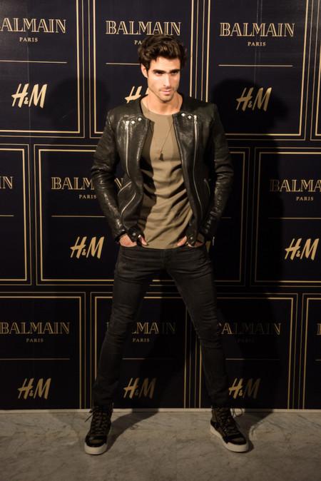 Juan Betancourt Balmain para H&M