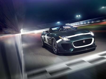 Jaguar F-Type Project 7, a punto para Le Mans Classic