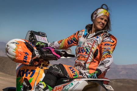 Laia Sanz Atacama Rally 2017 2