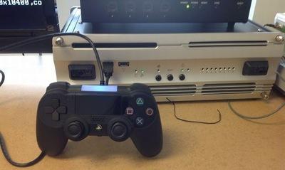 ¿Es esto un prototipo del nuevo mando de PS4?