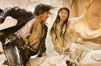 'Prince of Persia: Las arenas del tiempo', videojuegos, superhéroes, viajes en el tiempo...
