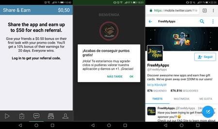 Referidos Aplicaciones Android