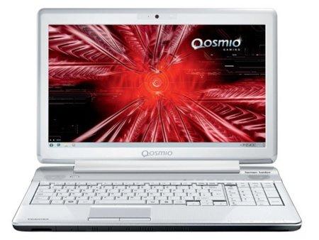 Qosmio F750 3D se presenta como el primer portátil 3D sin gafas de Toshiba