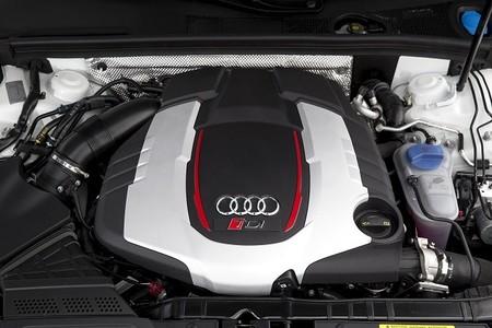 Audi RS 5 TDI concept - motor