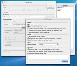 Nuevo HandBrake 0.8.5b1, ahora con soporte para AppleTV y PlayStation 3