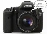 Canon entona el mea culpa por unas incompatibilidades entre cámaras y objetivos