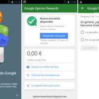 Google usa su app Opinion Rewards para mejorar las recomendaciones de vídeos de YouTube