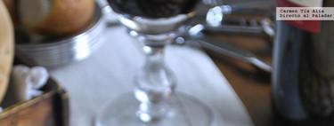 Estofado de ternera al vino tinto en Crock Pot. Receta libre de grasas