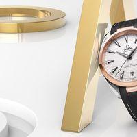 La equilibrada sofisticación de los nuevos relojes Seamaster Aqua Terra de OMEGA