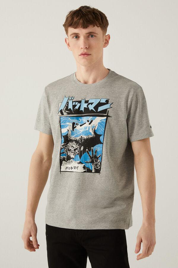 Camiseta gris Batman