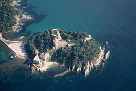 Costa Azul: Se abre el Fuerte de Brégançon a las visitas