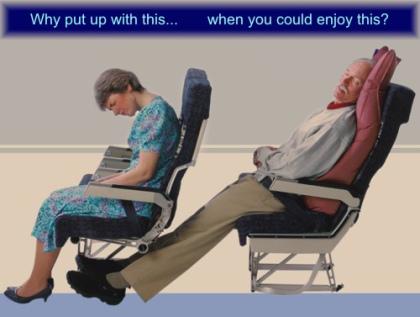 First Class Sleeper: para viajar en primera clase