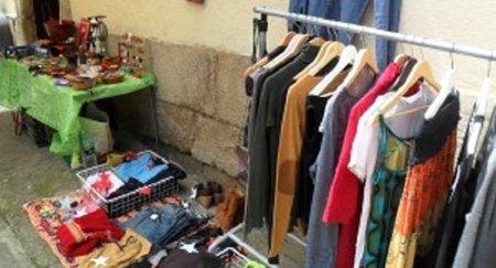 Visita el mercadillo de segunda mano en Vigo