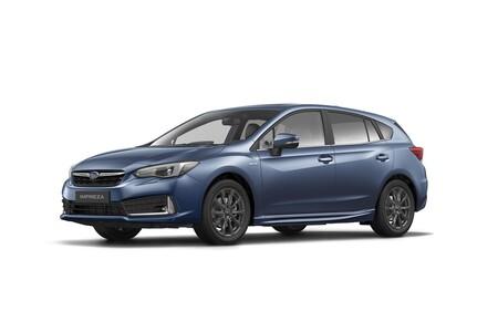 Subaru Impreza ecoHYBRID, precio para España