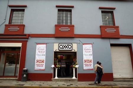 Oxxo 9000 En Oaxaca Foto 3 2011