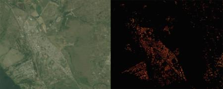 Facebook Population Density