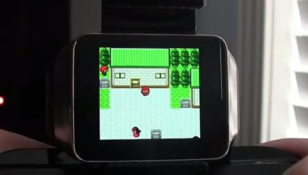 Emular una Game Boy Color en Android Wear ya es posible, aquí está la prueba