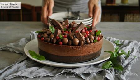 Tarta Facil De Chocolate