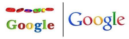 Los Logos De Las Principales Compañías De Internet Antes Y Ahora