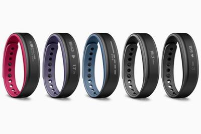 Garmin Vivosmart, la pulsera inteligente que semeja un smartwatch