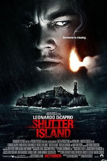 'Shutter Island', cartel