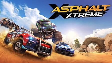 Asphalt Xtreme y sus nuevas carreras de rally llegan a Android