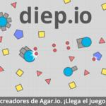 Diep.io, el juego online de tanques de los creadores de Agar.io llega a Android