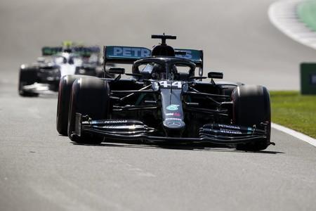 Hamilton Gran Bretana F1 2020