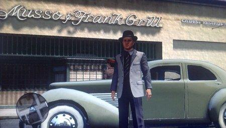 Musso & Frank Grill en L.A. Noire
