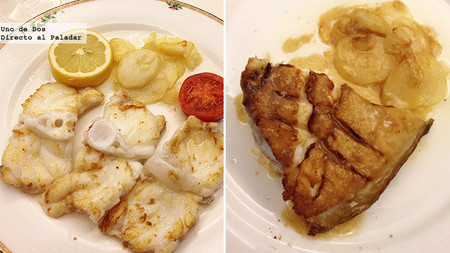 Restaurante Víctor: comida casera en el Casco Viejo de Bilbao