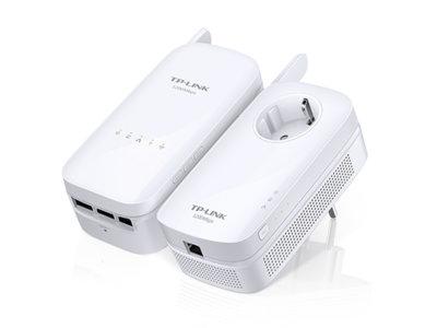 TP-link TL-WPA8630, un kit PLC con WiFi AC para extender la red local fácilmente