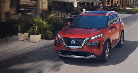 ¡Filtrado! El Nissan X-Trail 2021 se deja ver sin tapujos antes de tiempo por fuera y por dentro