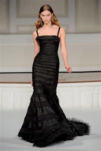 Oscar de la renta vestido