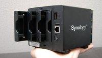 Synology DiskStation DS411slim, máxima capacidad en la palma de la mano