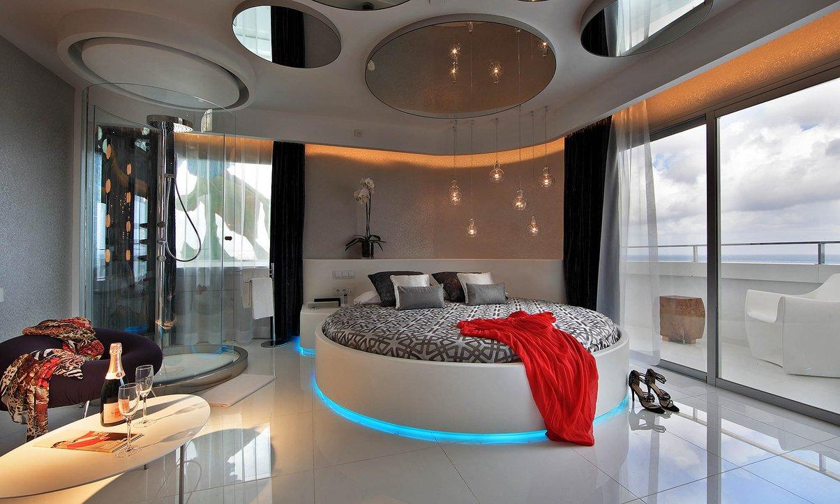 Siete hoteles tecnol gicos en espa a - Hotel siete islas en madrid ...