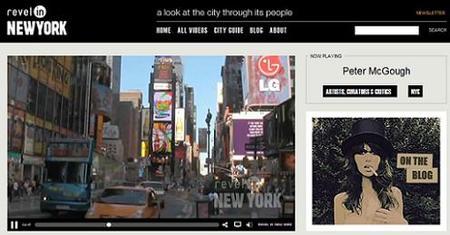 Revel in New York, una visión de la ciudad a través de su gente